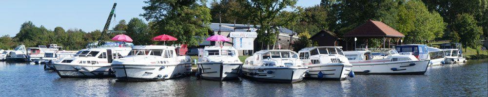 aqua fluvial location bateau sans permis sur le canal du nivernais accueil. Black Bedroom Furniture Sets. Home Design Ideas